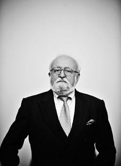 Krzysztof Penderecki (Born 1933, Poland) (Copyright by Łukasz Giz)