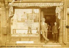 H. Kitz, Jeweller and Optician, 187 Brunswick Street - Great info here for  upcoming HFX NORTH CRAFT BEER AND FOOD TOUR