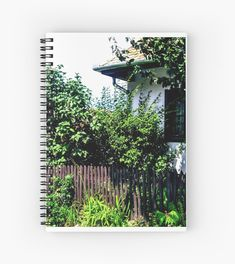 'old town' Spiral Notebook by godolilla Notebook Design, Transparent Stickers, Glossier Stickers, Sell Your Art, Old Town, Art Boards, Spiral, My Design, Finding Yourself