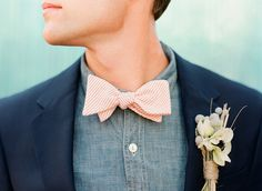 Weddings | Orange County Husband and Wife Film Wedding Photographers - bowtie+chambray :)