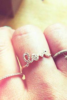 Sydney Evan Love Ring Dupe