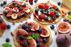 Pancake Breakfast Pizza