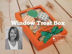 Feature Friday Video - Die Cut Gift Box - SNEAK PEEK! - A Stamp Above