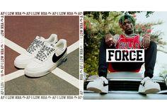 """Nike teilt die Kampagne zu den sieben Air Force 1 """"NBA""""-Editions mit uns"""