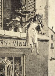 """Max Ernst-Une semaine de bonté (""""A Week of Kindness"""") is a graphic novel and artist's book by Max Ernst, first published in 1934. It comprises 182 images created by cutting up and re-organizing illustrations from Victorian encyclopedias and novels."""