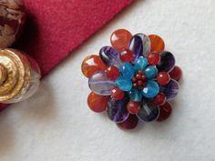 """Flori de piatră-Bijoux"" albumul II-bijuterii artizanale marca Didina Sava Handmade Jewelry, Album, Stone, Jewerly, Rock, Handmade Jewellery, Jewellery Making, Stones, Diy Jewelry"