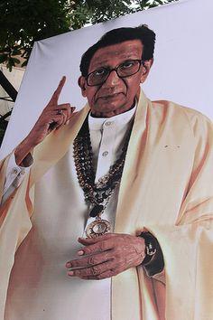 Shree Balasaheb Thackeray ..Hirdaysamrat