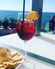 After signing papers for something to be on a post to come, decided to stop for a bite, could it be a better setting? #drinks #travel #photography #lajolla #sangria #ceviche #boat? #boat #sea #beach #rosé #lajollalocals #sandiegoconnection #sdlocals - posted by SoCal Wine Sommelier  https://www.instagram.com/traveling_palates. See more post on La Jolla at http://LaJollaLocals.com