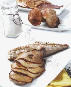 Um peixe de preço acessível aqui numa receita de forno com um acompanhamento…