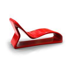 Poltrona Kobra chaiselongue | ZAD ITALY | Pinterest
