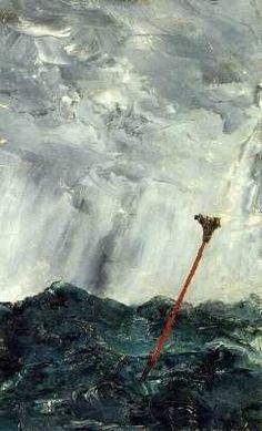 August Strindberg Paintings 1892