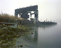 architectureofdoom:    Fog, Long Island City (NY), Andrew Moore