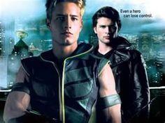 Smallville  Oliver Queen A.K.A Green Arrow, and Clark Kent A.K.A Superman.