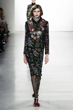 Libertine Fall 2018 Ready-to-Wear Collection - Vogue