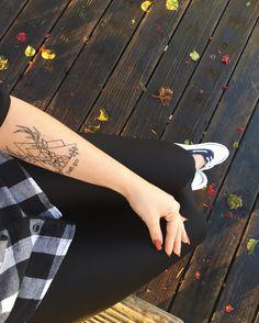 #tattoo #deer #inspiração #tatuagem #cervo #ink #geometrico #frase #justgo #delicada #feminina #girl #tattooink