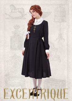修道女のドレス