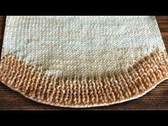 Пуловер вязаный спицами креативные идеи. Вязание с LusiTen - YouTube