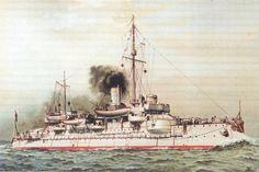 Die SMS Hagen war das sechste Schiff der Siegfried-Klasse, einer Klasse von acht Küstenpanzerschiffen der Kaiserlichen Marine. Die Schiffe waren ursprünglich als Panzerschiffe IV. Klasse deklariert und wurden im Zuge der Neuklassifizierung der Schiffstypen in der Kaiserlichen Marine ab 1899 als Küstenpanzerschiffe geführt.