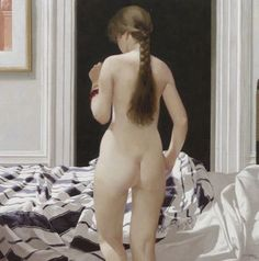 Neil Rodger, Nude with Bracelet, 2007, oil on canvas, Everard Read Gallery