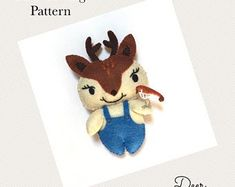 Ever Sew Nice by EverSewNice on Etsy Sewing Tutorials, Sewing Projects, Sewing Patterns, Felt Birds, Handmade Items, Handmade Gifts, Felt Toys, Felt Animals, Etsy Seller