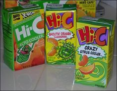 Ecto Cooler was the BEST!!