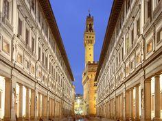 Galleria degli Uffizi, Firenze, 1560-1581
