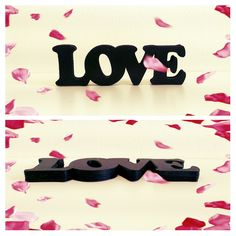 dekorace LOVE Love, Diy, Amor, Bricolage, Do It Yourself, I Like You, Diys, Crafting