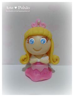 Aurora - mini princesa Disney