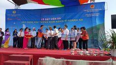 Thue nha bat tổ chức Lễ đặt đá xây khu tưởng niệm nghĩa sỹ Hoàng Sa