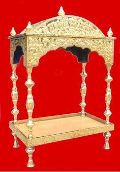 Brass Palki Sahib - Mini Size - Brass Palki Sahib - Mini Size – Buy Palki Sahib Online – The Best Palki Sahibs in Brass – Order Palki Sahib Online and get it Delivered Worldwide – Beautiful Designs in Palki Sahib for Guru Granth Sahib Ji - RI done