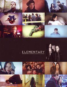 Serie Tv, Tv Series, Cbs Elementary, Sherlock Holmes Elementary, Jonny Lee Miller, Me Tv, Book Stuff, Movies Showing, Thing 1 Thing 2