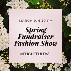 We're teaming up with @laceandarrow for a fabulous Spring Fashion show! Featuring a @fancyandstaple pop-up florals by @photanical_series & ice cream yumminess by @theyummibunni - we'll also have food by @800degreestf & of course a vodka & LaCroix bar!  Proceeds benefit SCAN Inc. - click the link in our bio for tickets and more info!