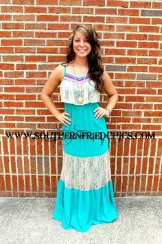 Genie In A Bottle Maxi Dress $56.99! https://www.southernfriedchics.com/genie_in_a_bottle_maxi_dress_p/yahaft-id12053.htm