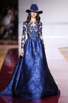 Pin for Later: Kommt ins Träumen mit den schönsten Kleidern der Haute Couture Modenschauen Zuhair Murad