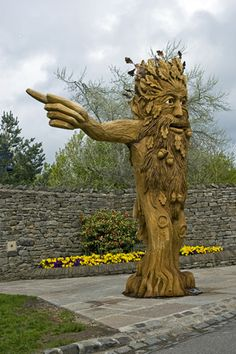 The Forbidden Corner - Attractions - leyburn - Welcome To Yorkshire Forbidden Corner, Welcome To Yorkshire, North Yorkshire, Yorkshire Dales, Strange Places, Green Man, Days Out, Countryside, Attraction