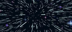 Stars Flight Animation