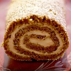 Pumpkin Roll I Allrecipes.com