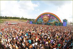 Tomorrowland is one of the largest music gatherings in the world