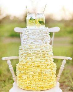 Shake My Blog   Mariage en jaune