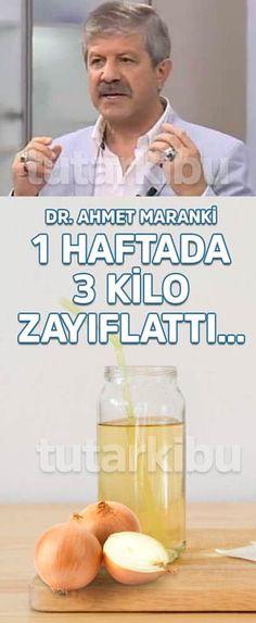 Ahmet Maranki Tarifi ile 3 Kilo VERDİM