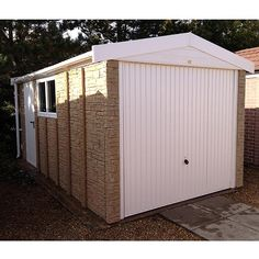 Best 27 Best Pent Garages Images In 2019 Roofing Systems 400 x 300