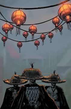 Big Trouble in Little China Jason Copland