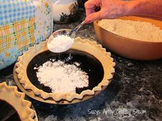 How to make authentic Pennsylvania Dutch Shoo Fly Pie!