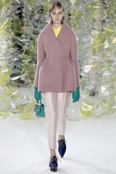 DelPozo Fall-Winter 2016 + Cool Chic Style Fashion