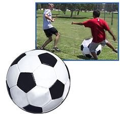 Inflatable JUMBO 20 SOCCER BALL For Sports Fans Toy Outdoor Fun RM3067 *** See this great product.Note:It is affiliate link to Amazon.