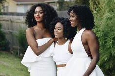 Trifecta of beauty