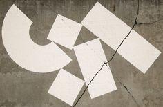 -ct- | geometry | white | torino | italy | graffiti | street art |