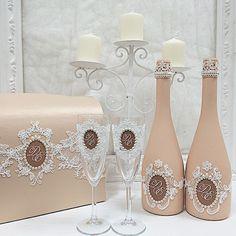 109 отметок «Нравится», 1 комментариев — Татьяна Семкова (@tanya_semkova) в Instagram: «Свадебные аксессуары! #волшебный_мир_от_Chocolat #wedding #свадьба #свадьбавомске…»