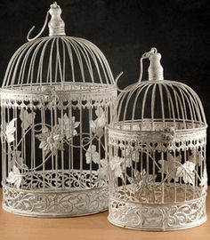 Bird Cages Birds Nests   (Great for DIY crafts and reasonably priced.)