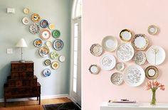 Una original idea para decorar las paredes de tu casa